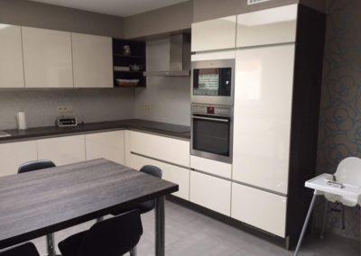 Keuken - vakantiehuis Jeanne Panne Nieuwpoort