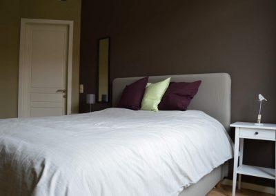Slaapkamer 2 - vakantiehuis Jeanne Panne Nieuwpoort