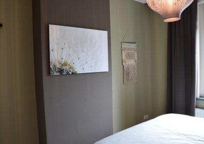 Slaapkamer 3 - vakantiehuis Jeanne Panne Nieuwpoort
